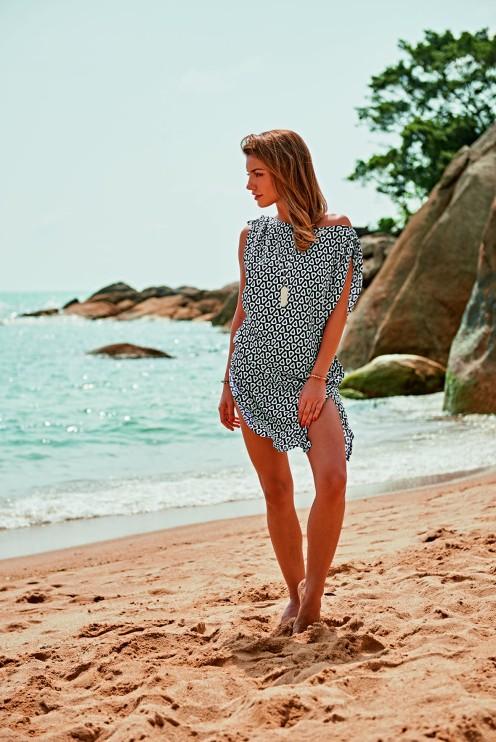 Robe de plage 6