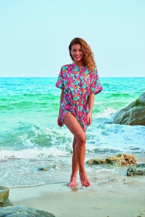 Robe de plage 7